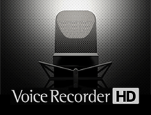 Recording application iphone